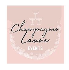 Champagnerlaune Events Logo